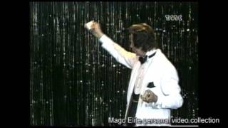 Silvan, cards manipulation, 1993 - Mago Elite video collection