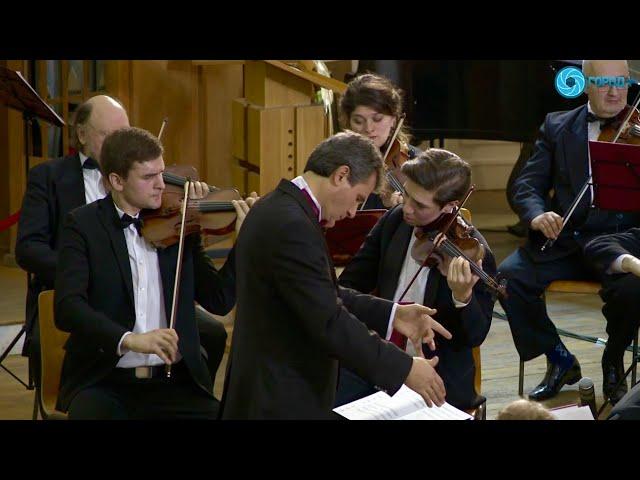 Э.Морриконе в исполнении оркестра «Северная Венеция»