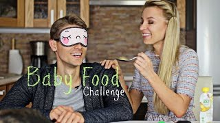 Baby Food Challenge! Вызов Детское Питание и БифидобактериЯ ;)(EAT ME Challenge! https://youtu.be/rIAVCby5dhs Pizza Challenge! https://youtu.be/ZNPeKZCI30o Подпишись на нас!, 2015-09-01T11:05:20.000Z)