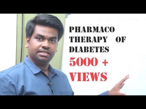 Diabetes Mellitus, Insulin, Oral hypoglyemic drugs : Pharmacotherapy ( Part 1/2 )