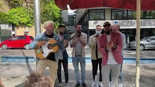 POPURRÍ DE RUMBAS MADRID CASTELLANA ( Cerrado Por Vacaciones / Carrasquitos /Mario y demás amigos )