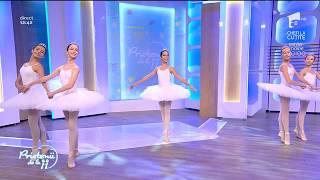 La Sylphide Ballet School - Little dancers - Level 4 academic -  Antena 1