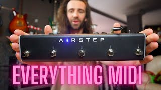 XSonic Airstep - First Look