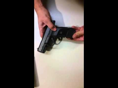 Ruger SR40c 15 round mag fix