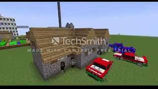 Il Padrino su Minecraft:Trailer