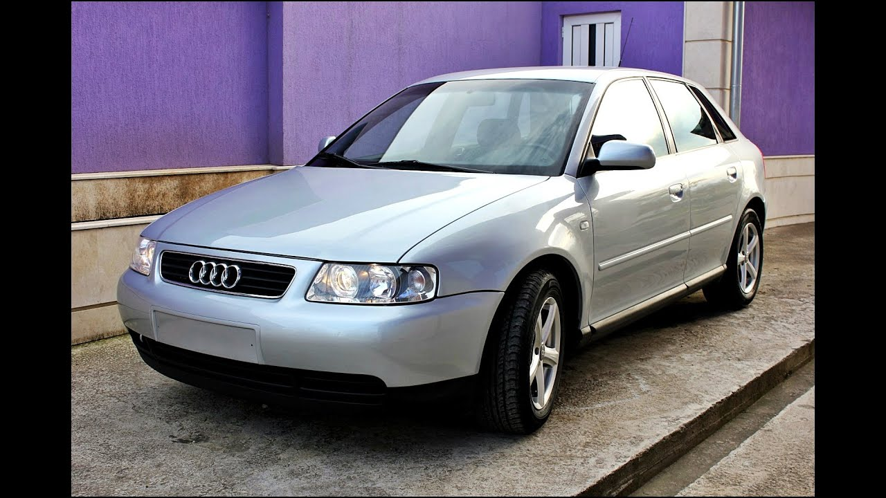 audi a3 8l 1 9tdi 110hp 2001 youtube. Black Bedroom Furniture Sets. Home Design Ideas