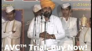 Ramrao Maharaj Dhok VCD Kirtan  Hechi Daan Dega Deva