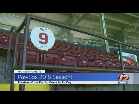 PawSox Preview For 2018