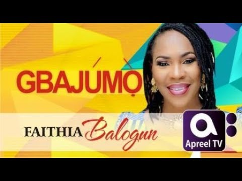 FAITHIA BALOGUN on GbajumoTV