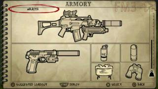 Socom Fire Team Bravo 3 With All Guns Bought. Get F2K or Tar-21 Here Free
