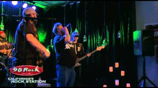 "Rehab ""Bartender Song"" live at 98 Rock"