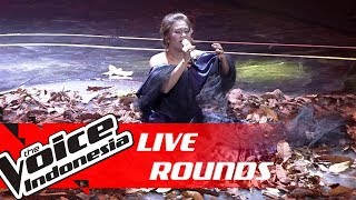 Chindy - Sebuah Rasa (AgnezMo) | Live Rounds | The Voice Indonesia GTV 2018