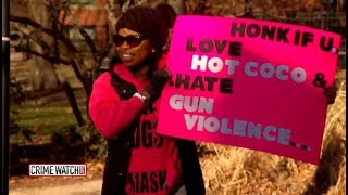 Cookouts, cocoa and free hugs: Chicago mom challenges gun violence