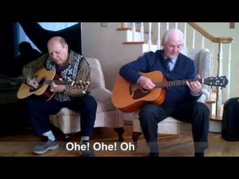 #153 - Dans Ma Belle Petite Maison Dans la Vallee / Old Time Music  /  By The Doiron Brothers