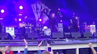 Trampled Under Foot - Robert Plant @ Gröna Lund Stockholm 20150714