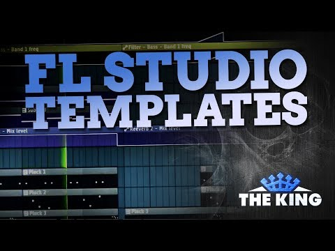 The KING Sounds | FL Studio Templates (+ 9.13 GB Of Sounds & Presets!)