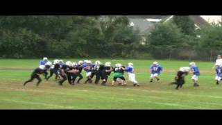 Hamilton PAL Raiders - Nice TD Catch