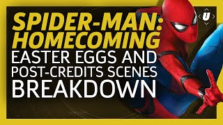 Spider-Man: Homecoming Breakdown, References and Post-Credits Scenes (SPOILERS)