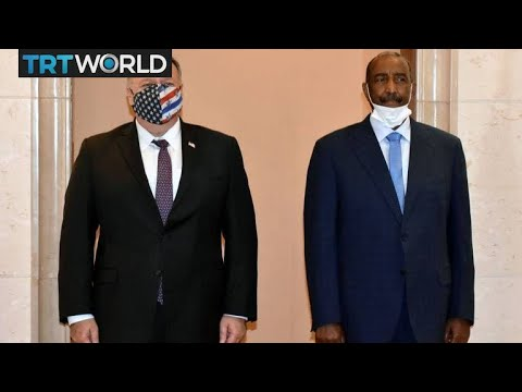 US To Remove Sudan From State Sponsors Of Terror List | Money Talks
