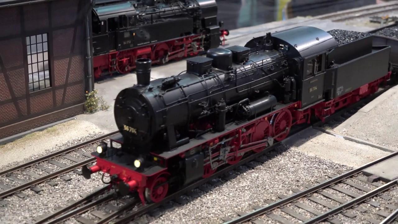Besuch bei KM 1: SPUR 1 Neuheiten Modellbahn Messe Leipzig