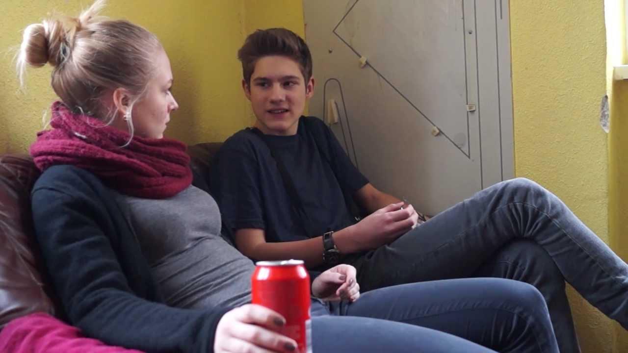 Rollentausch Frau - Mann - YouTube