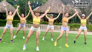 27 Mins Aerobic Dance Workout Daily l Full Body Burn Fat l Zumba Workout