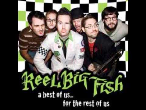 Reel Big Fish- Your Guts (I Hate 'Em) Lyrics