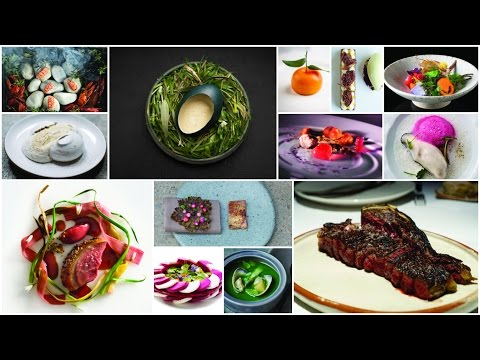 The World's 50 Best Restaurants 2017 List in Pictures