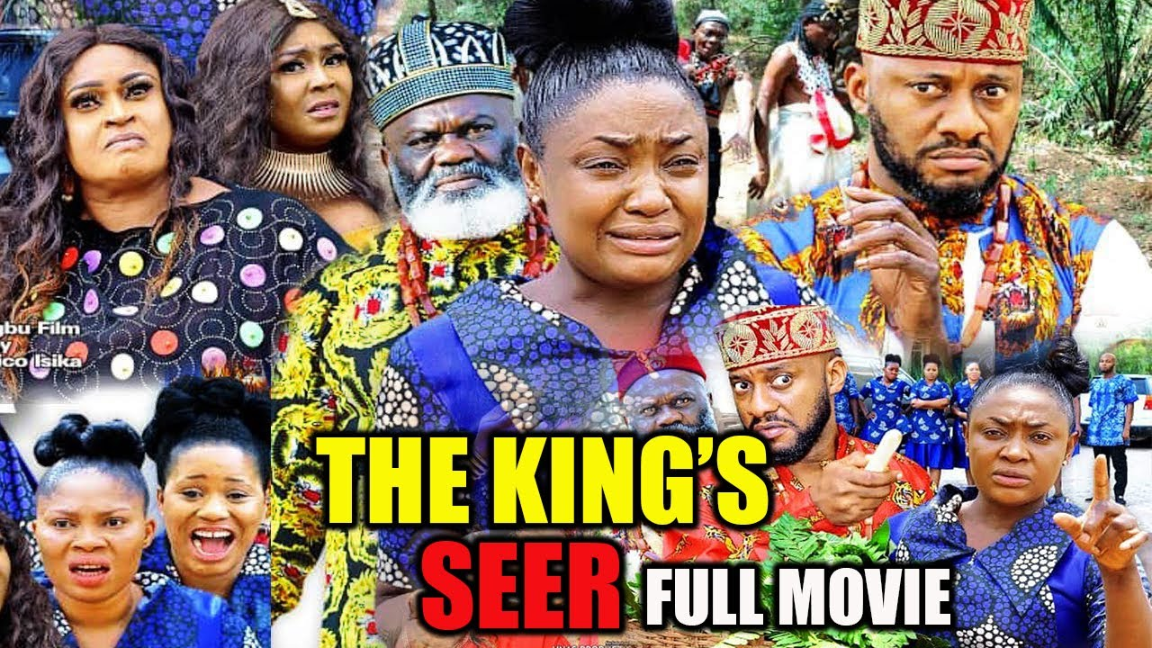 Download THE KING'S SEER       YUL EDOCHIE, DESTINY AND LIZZY GOLD LATEST NIGERIAN NOLLYWOOD MOVIE 2021