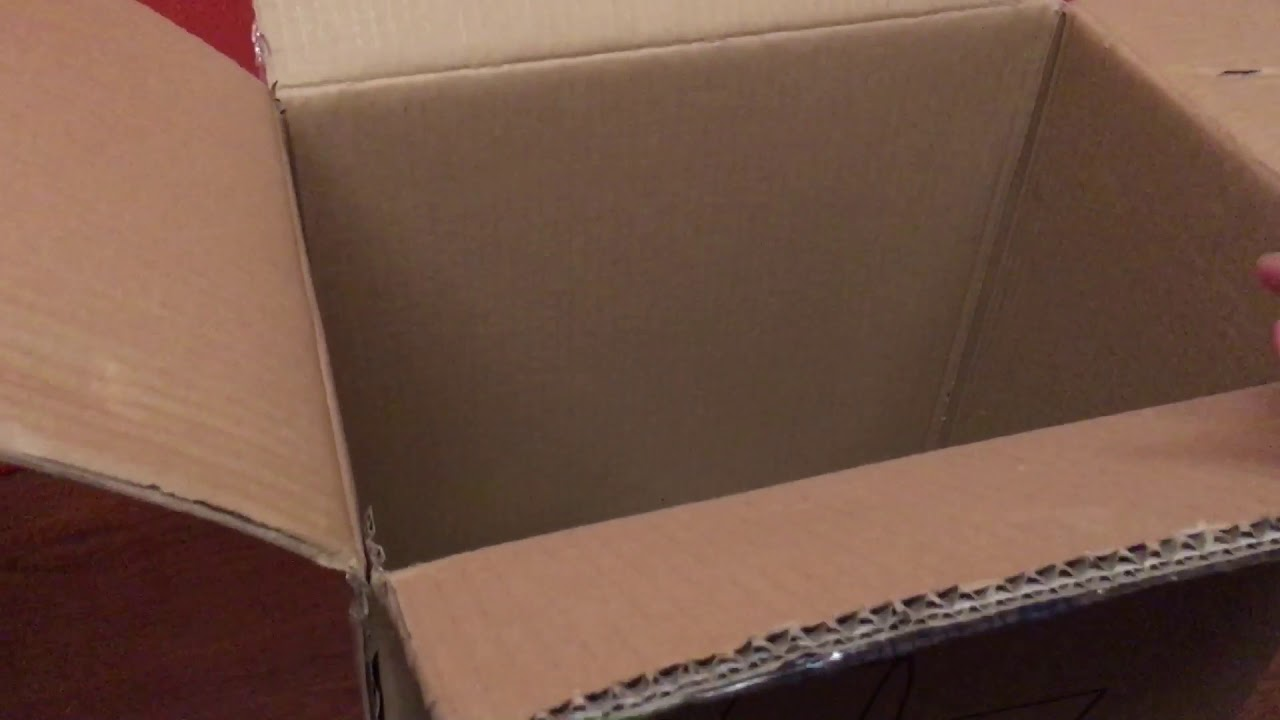 Beans in a Box