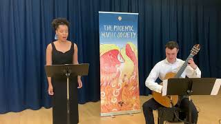 Wild Deer (by Oliver Rudland), 25th June 2021, Faculty of Music, Cambridge University