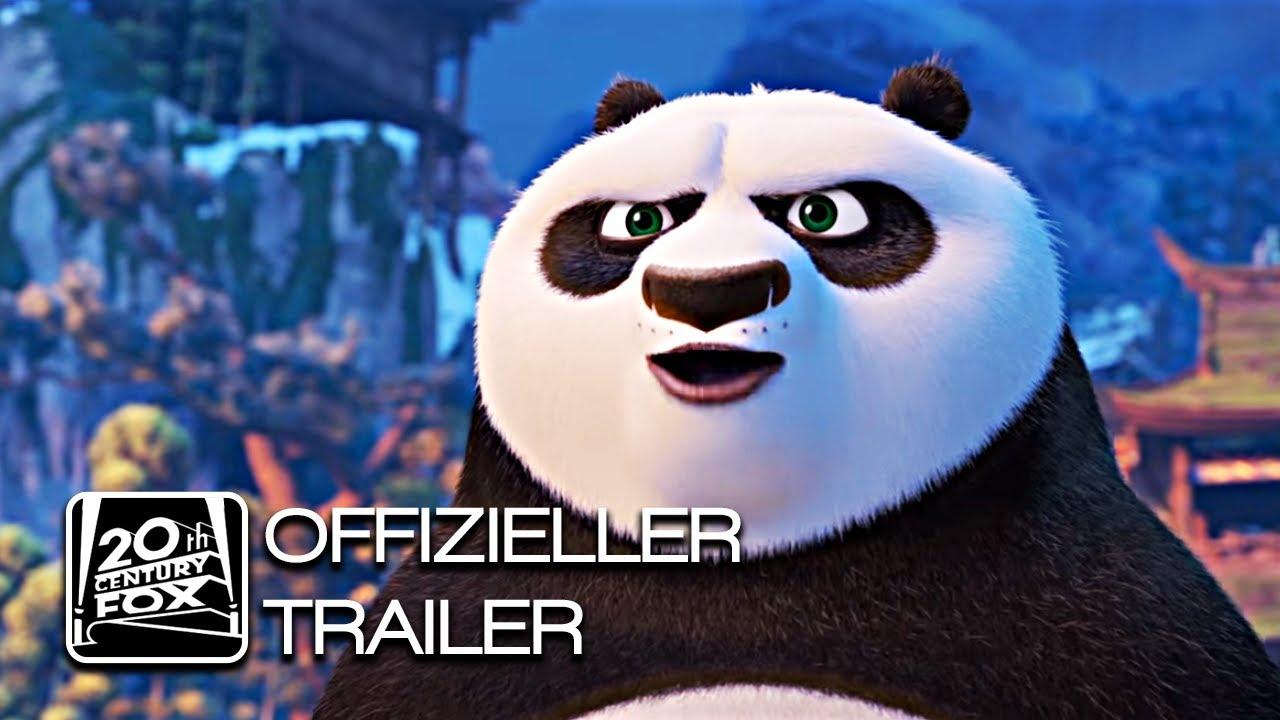 Kung Fu Panda 3 | Trailer 2 | Deutsch HD DreamWorks German