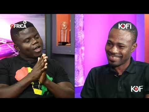 WODE MAYA LIVE ON KOFI TV AFTER TRAVELING THE AFRICA