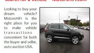 Used Car Search USA - MotorsHiFi com