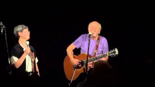 PETER YARROW  - Operation Respect in Japan - Back In Town 2015
