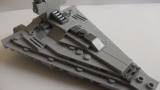 How To Make A Lego Star Destroyer