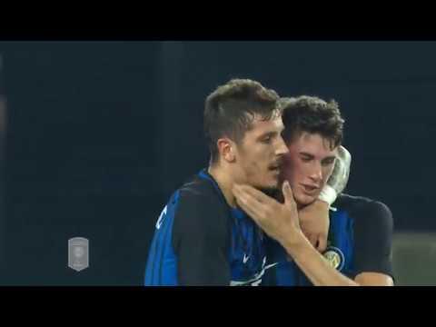 «Интер» выиграл у «Лиона» в матче Международного кубка чемпионов