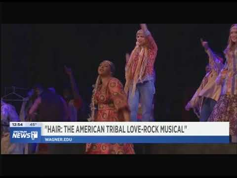 NY1, 'Hair' at Wagner College Theatre