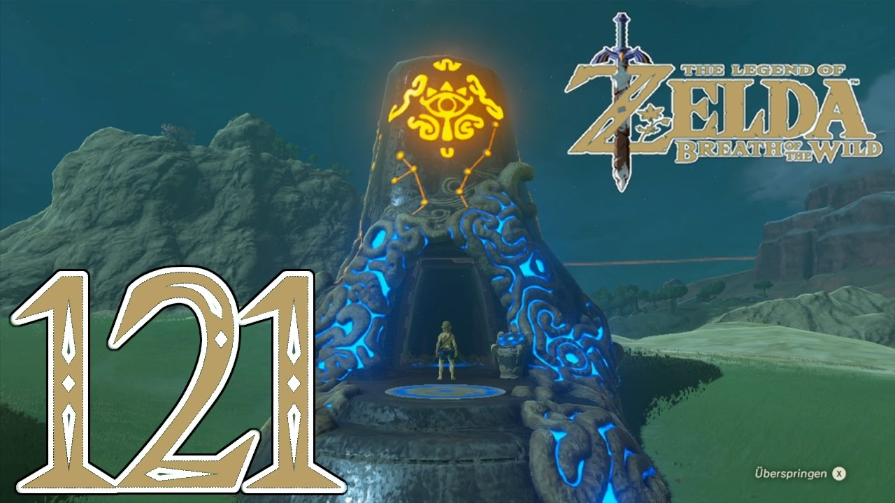 Breath Of The Wild Königliche Küche Let S Play Zelda Breath Of The Wild German Blind 121 Königliche Küche