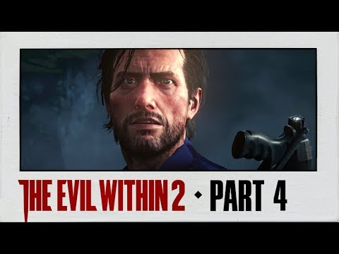 The Evil Within 2 Walkthrough Part 4 · Chapter 3: Resonances | PS4 Pro Gameplay