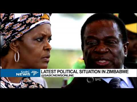 Zimbabwe Constitutional lawyer, Dr. Brian Kagoro on removing Mugabe