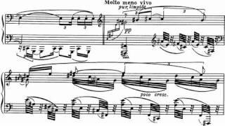 Scriabin Piano Sonata No.9 Op.68 (Horowitz)