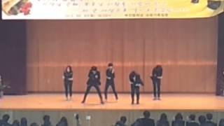 부천중학교 졸업식 공연 - 동방신기 주문
