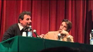 EVIDEON 2 (solo audio HQ) - ROMA - Eros Poeta e Corrado Malanga - 16 OTTOBRE 2015