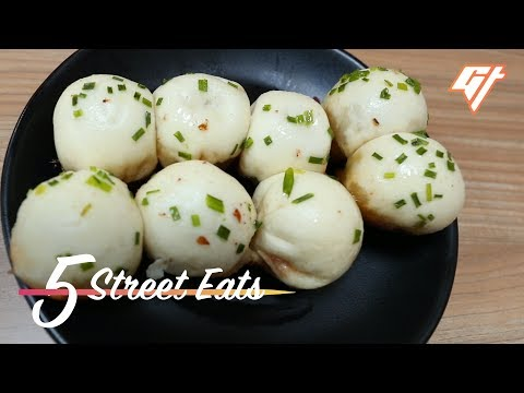 5 Street Food Dishes You Must Try in Shanghai