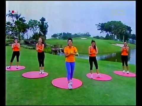 Feni Rose Senam Fresh & Fun antv 12092012.avi