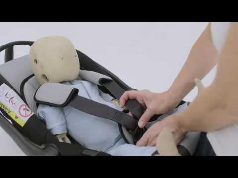 Siège-Auto Beone - MyCarsit - Groupe 0+ - Vidéo d'installation