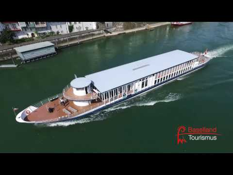 Baselland Tourismus - Basler Personenschifffahrt