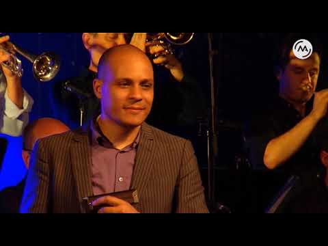 My Number One by The Jazz Station Big Band & Grégoire Maret