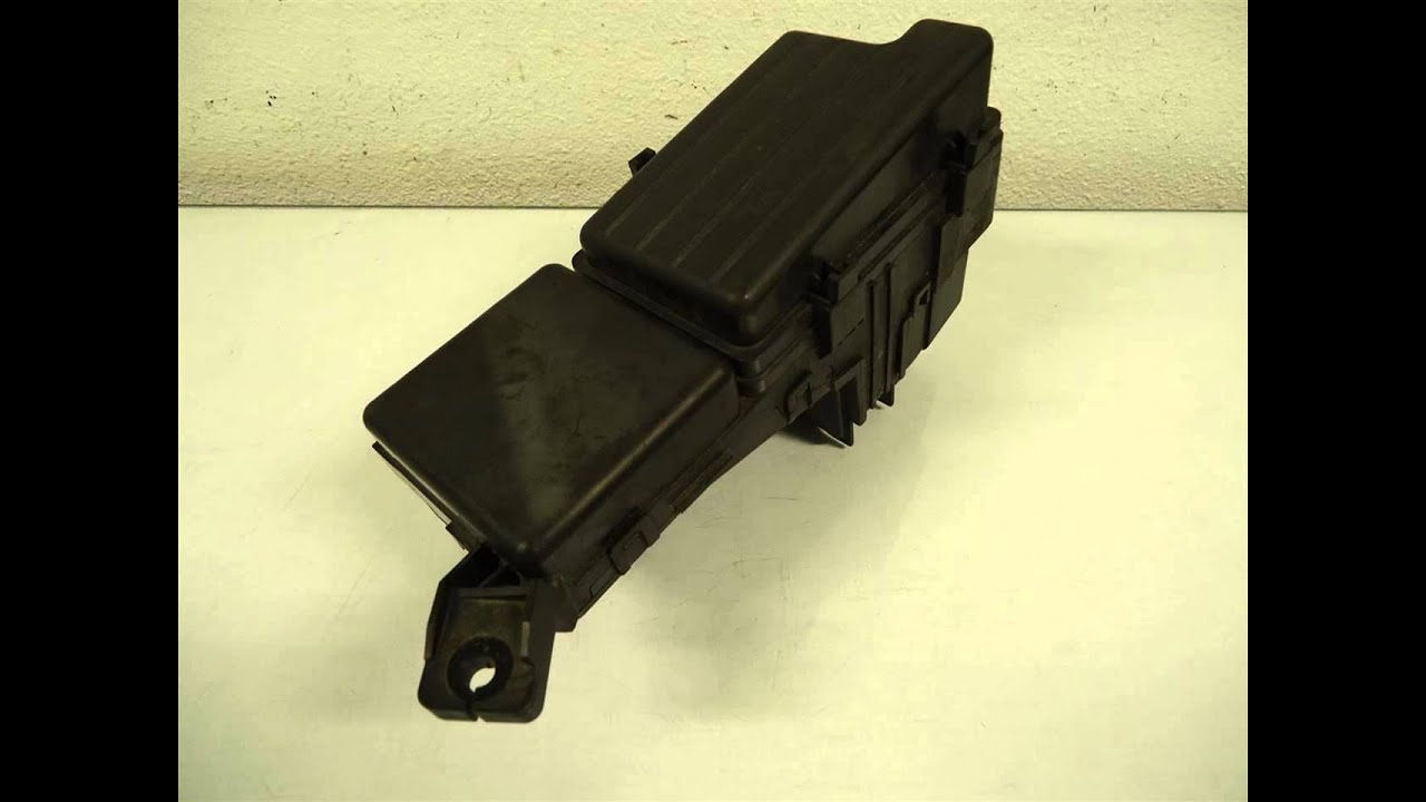 2007 Honda Odyssey Underhood Fuse Box Ex Rhapartscom Used Element Layout Acura Parts Dismantlers Oem